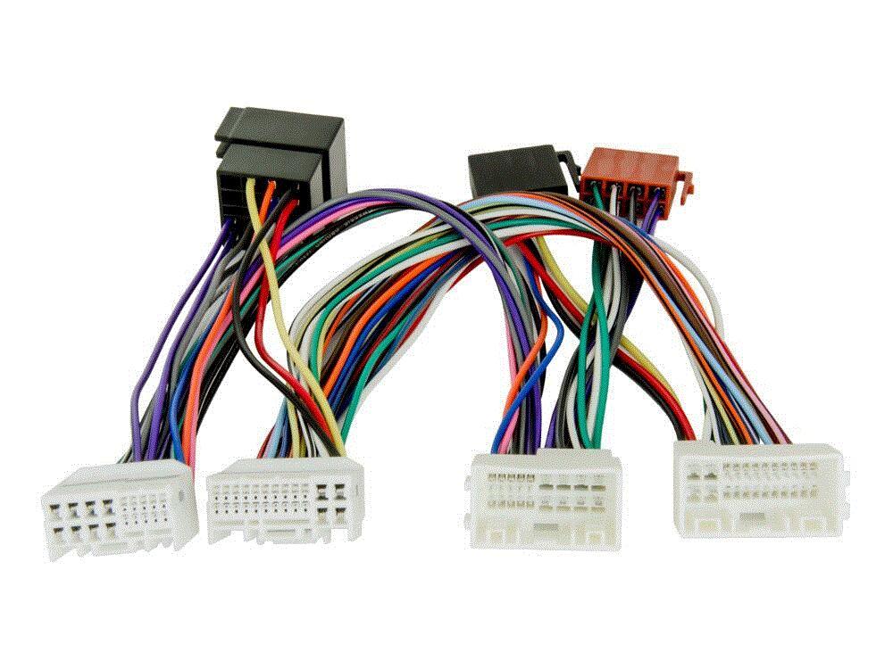 Match PP-AC 97 Adapterkabel f�r Hyundai, Kia (18 + 24 Pin)