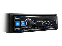 Alpine UTE-93DAB 1-DIN Digital Media Receiver