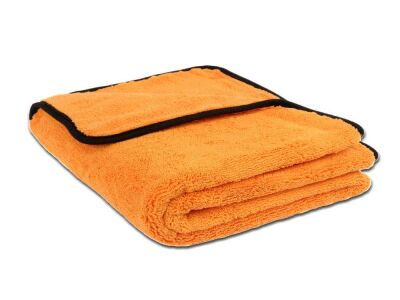 Liquid Elements Orange Baby XL - Mikrofaser Trockentuch 90x60 cm - 800GSM