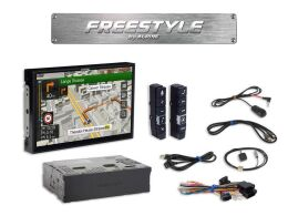 Alpine X902D-F Freestyle Navigationssystem