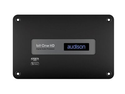 Audison bit One HD - Car Hifi DSP